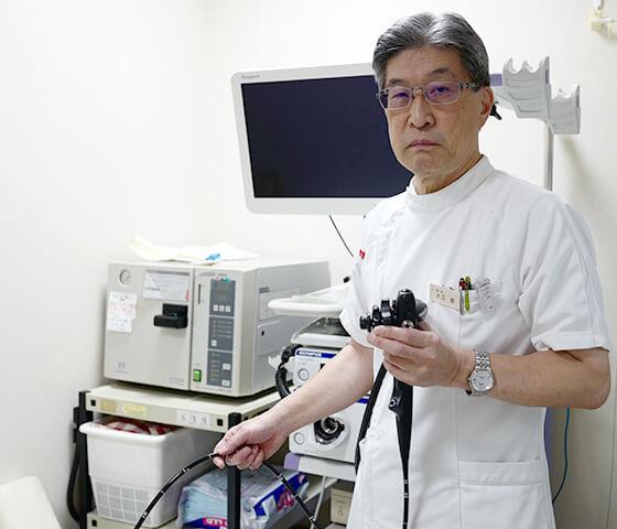 医療機器 「内視鏡検査」
